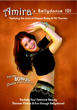 BellyDance 101 Cover Image