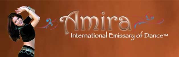 Amira, International Emissary